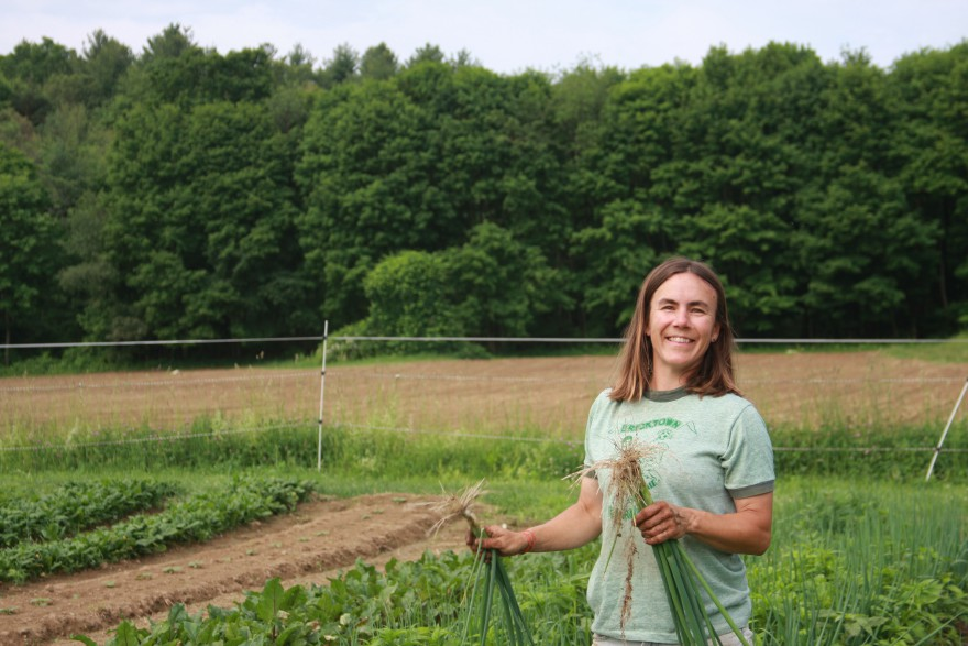 Susan Peters, Farm Manager
